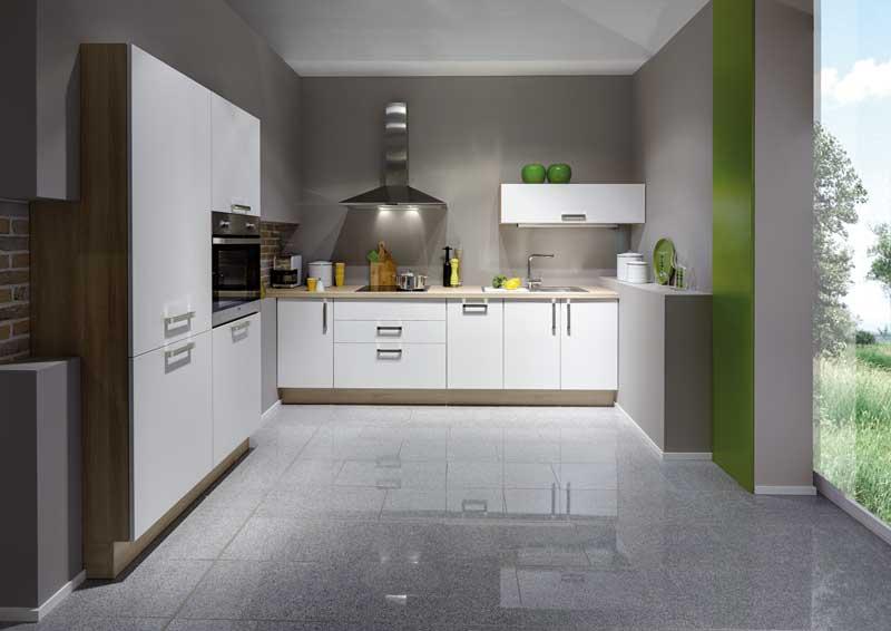 Küchenstudio Janthur - Moderne Küchenfronten - Lacklaminat