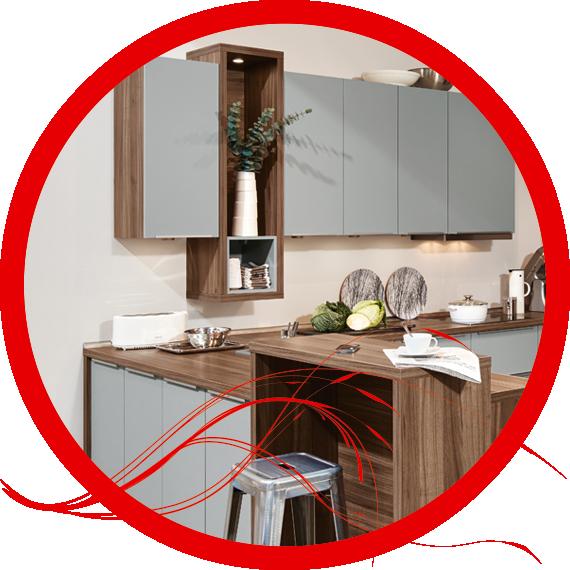 stilvolle Küchenmöbel finden durch Küchen Knowhow Chemnitz